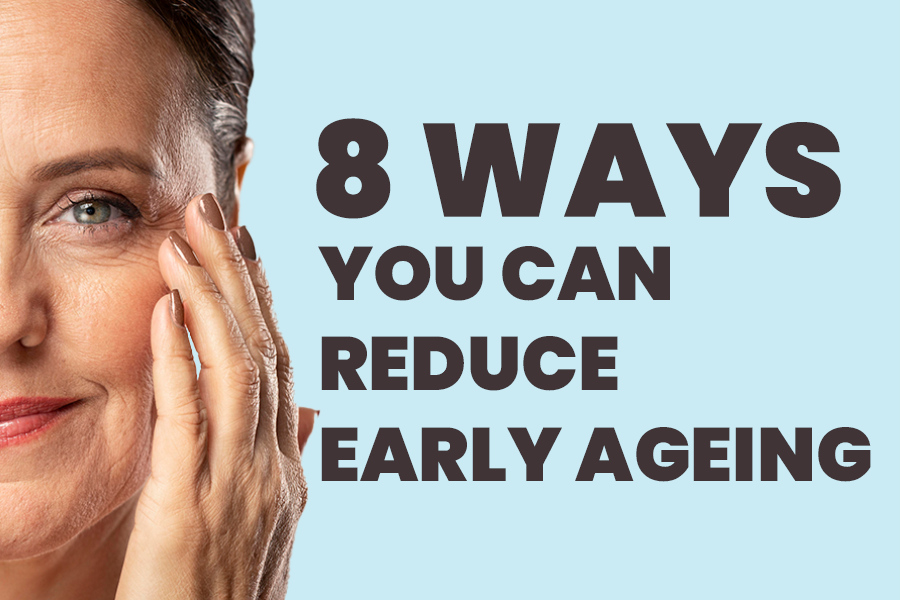 Top Tips To Limit Skin Aging