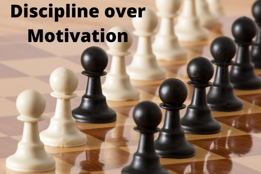 Learn the Importance of Discipline!