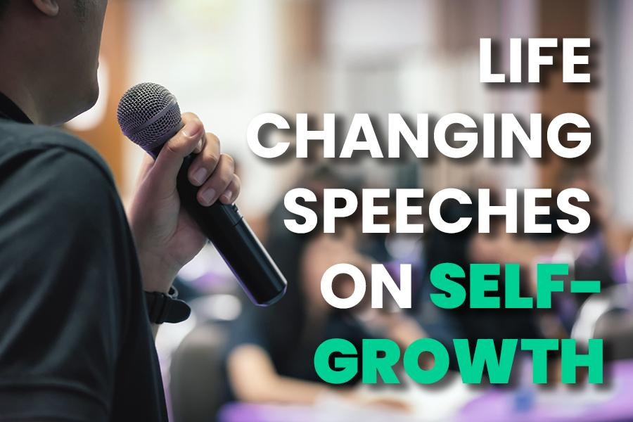 Self Motivating Speeches