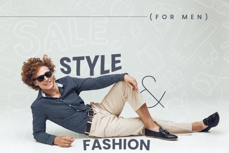 Basics of Style & Fashion (Men)